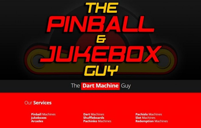 The Pinball & Jukebox Guy - 1